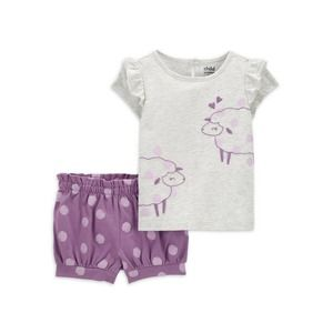 Carter's Toddler Girls T-shirt & Shorts